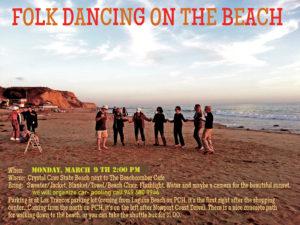 info on beach dancing fter 2020 festival